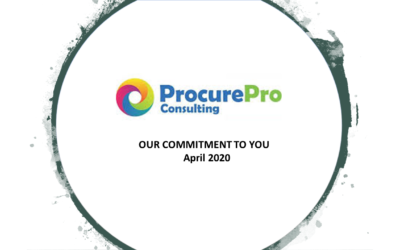 ProcurePro – Our Commitment to You